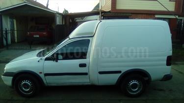 Foto venta Auto usado Chevrolet Combo 1.7 Diesel (2002) color Blanco Nieve precio $2.350.000