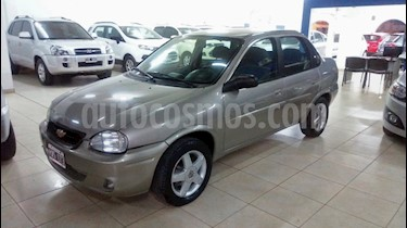 Foto venta Auto Usado Chevrolet Corsa Classic 4P 1.4 GLS (2009) color Perla Ocre precio $141.000