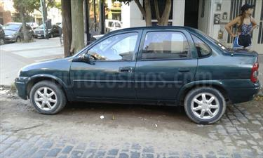 Foto venta Auto usado Chevrolet Corsa Classic 4P 1.6 GL (1996) color Verde Oscuro precio $65.000