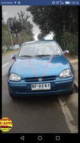 Foto venta Auto usado Chevrolet Corsa Wagon 1.6 GL 5P (1998) color Azul Metalizado precio $1.150.000