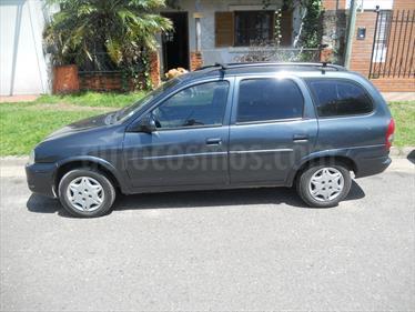 Foto venta Auto Usado Chevrolet Corsa Wagon Classic 1.6 Pack Electrico Ac (2008) color Azul Metalizado precio $110.000