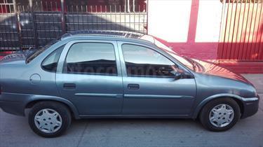 Foto venta Auto usado Chevrolet Corsa  1.6 NB (2001) color Gris Humo precio $1.800.000