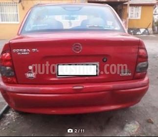 Chevrolet Corsa  1.6 PWR usado (2007) color Rojo precio $1.999.999