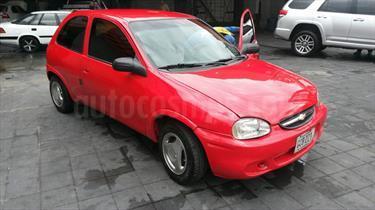 Chevrolet Corsa 2p A-A L4,1.6i,8v S 1 1 2001