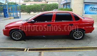 Foto venta carro usado Chevrolet Corsa 3 Puertas Sinc. A-A (2005) color Rojo precio u$s20.000.000