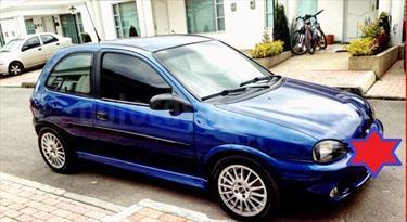 Foto venta carro usado Chevrolet Corsa 3 Puertas Sinc. A-A (2006) color Azul precio u$s150.000.000