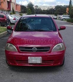 Foto venta Auto Seminuevo Chevrolet Corsa 4P 1.8L Comfort A (2004) color Rojo GTS precio $35,000