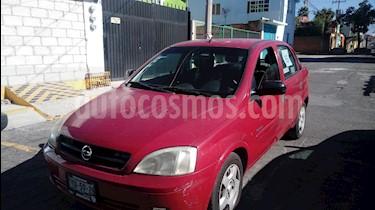 Foto venta Auto Seminuevo Chevrolet Corsa 4P 1.8L Comfort A (2004) color Rojo precio $45,000