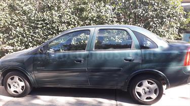 Foto venta Auto Seminuevo Chevrolet Corsa 4P 1.8L M (2005) color Verde Oscuro precio $47,000