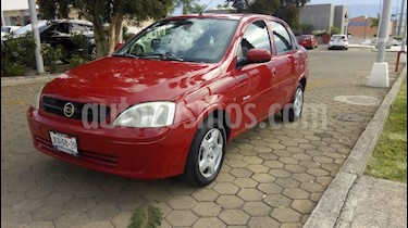 Foto venta Auto usado Chevrolet Corsa 4P 1.8L M (2007) color Rojo precio $59,800