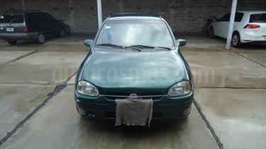 Foto venta Auto usado Chevrolet Corsa 4P GLS  (1999) color Verde Amazona precio $79.900