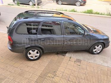 Foto venta Auto Usado Chevrolet Corsa 4P GLS  (2008) color Gris Oscuro precio $129.000