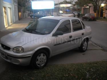 Foto venta Auto usado Chevrolet Corsa 4P Super (2005) color Gris Plata  precio $90.000