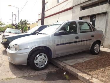 Foto venta Auto usado Chevrolet Corsa 4P Wind (1999) color Gris Plata  precio $90.000