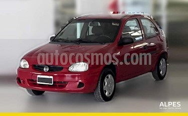 Foto venta Auto Usado Chevrolet Corsa 5P GL 1.6 Ac (2005) color Rojo precio $128.000