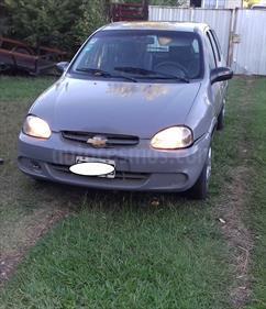Foto venta Auto usado Chevrolet Corsa 5P GL (2006) color Gris precio $69.500