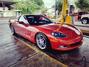 Foto venta Auto Seminuevo Chevrolet Corvette 2P Convertible Paq A (2005) color Naranja Metalico precio $320,000