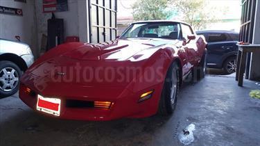 Foto venta Auto usado Chevrolet Corvette 2P Convertible Paq C - Coleccion (1982) color Rojo precio $385,000