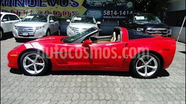 Foto venta Auto Usado Chevrolet Corvette 2P Convertible Paq C - Coleccion (2013) color Rojo precio $1,000,000