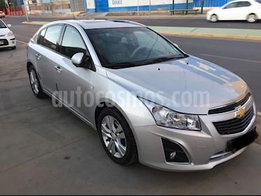 Chevrolet Cruze 5 2.0 Diesel usado (2013) color Plata precio $8.100.000