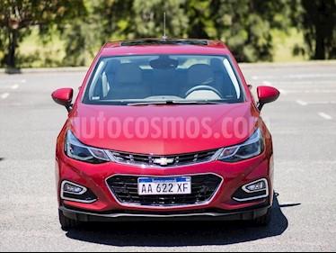 Foto venta Auto usado Chevrolet Cruze 5 LTZ + Aut (2018) color A eleccion precio $671.900