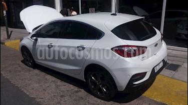 Foto venta Auto Usado Chevrolet Cruze 5 LTZ + Aut (2017) color Blanco Perla precio $579.000