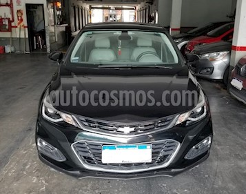Foto venta Auto Usado Chevrolet Cruze 5 LTZ Aut (2017) color Negro precio $636.900