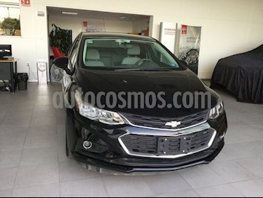 Foto venta Auto Seminuevo Chevrolet Cruze 1.4 LT C TURBO AT 4P (2017) color Negro precio $268,000