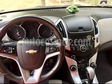 Chevrolet Cruze 1.8 Aut Full  usado (2013) color Gris Grafito precio $6.550.000