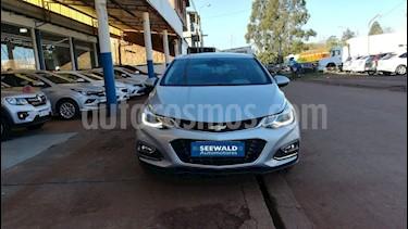 Foto venta Auto Usado Chevrolet Cruze 1.8 Nafta 5p Ltz A/t (2018) color Gris Plata  precio $870.000