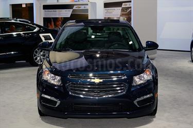 Chevrolet Cruze 1.8 usado (2015) color Alma Negra precio BoF30.660.000