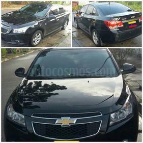 Foto venta carro usado Chevrolet Cruze 1.8 (2015) color Negro Diamante precio u$s6.900