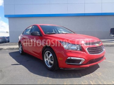 Foto Chevrolet Cruze 1.8 usado (2015) color Rojo precio BoF4.760.000