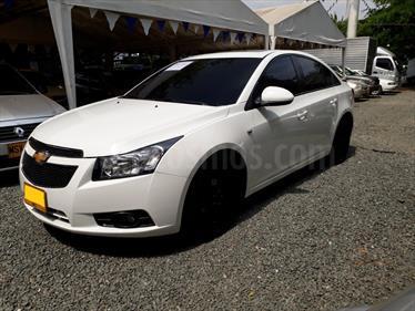 Foto venta Carro usado Chevrolet Cruze 1.8L (2012) color Blanco Olimpico precio $35.500.000