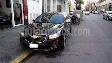 foto Chevrolet Cruze 4P 2.0 Diesel LTZ AT6 (163cv) (my15)