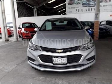 Foto venta Auto Usado Chevrolet Cruze A (2017) color Plata precio $225,000