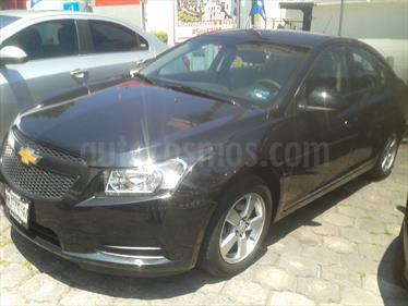 Foto venta Auto Seminuevo Chevrolet Cruze LS Aut (2012) color Gris Oscuro precio $155,000