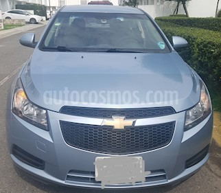 Foto venta Auto Seminuevo Chevrolet Cruze LS Aut (2010) color Azul precio $89,900