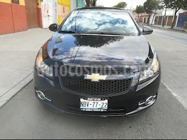 Foto venta Auto Seminuevo Chevrolet Cruze LS Aut (2012) color Negro precio $118,000