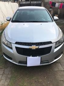 Foto venta Auto usado Chevrolet Cruze LS  (2012) color Gris Platino precio $108,000