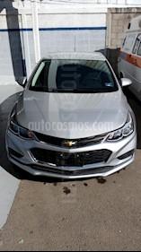 Foto venta Auto usado Chevrolet Cruze LS (2016) color Gris Platino precio $215,000