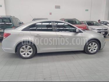 Foto venta Auto Usado Chevrolet Cruze LS  (2015) color Plata precio $190,000