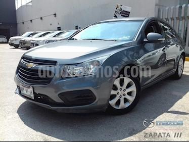 Foto venta Auto Usado Chevrolet Cruze LS (2016) color Gris Acero precio $195,000