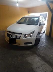 Foto venta Auto usado Chevrolet Cruze LS  (2011) color Blanco Galaxia precio $105,000