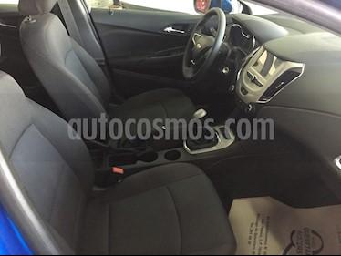 Foto venta Auto Usado Chevrolet Cruze LS  (2018) color Azul Cobalto precio $318,300
