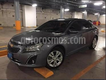 Foto venta Auto usado Chevrolet Cruze LS  (2013) color Gris Oscuro precio $120,000
