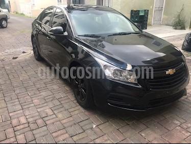 Foto venta Auto usado Chevrolet Cruze LS (2015) color Negro precio $149,900