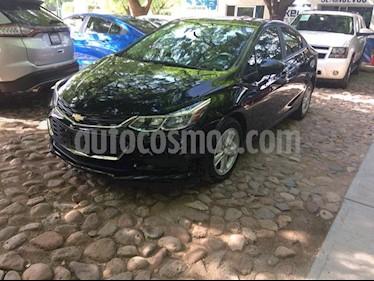 Foto venta Auto Seminuevo Chevrolet Cruze LS  (2017) color Negro precio $260,000