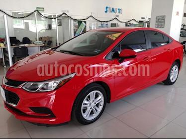 Foto venta Auto Seminuevo Chevrolet Cruze LS  (2017) color Rojo precio $265,000