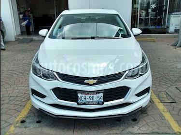 Foto venta Auto usado Chevrolet Cruze LS  (2018) color Blanco precio $299,000